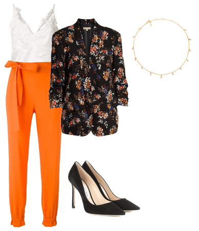 Pantone - Russet Orange