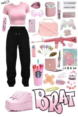 pink brat