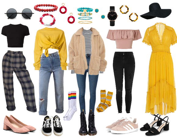 Weekly Outfit