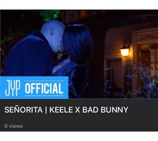 SEÑORITA BY KEELIE X BAD BUNNY