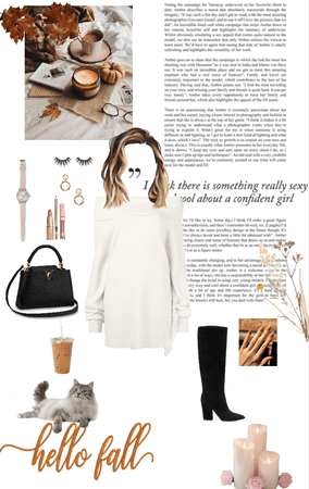 fall outfit🧡