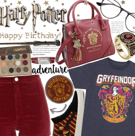 A Very Gryffindor Birthday