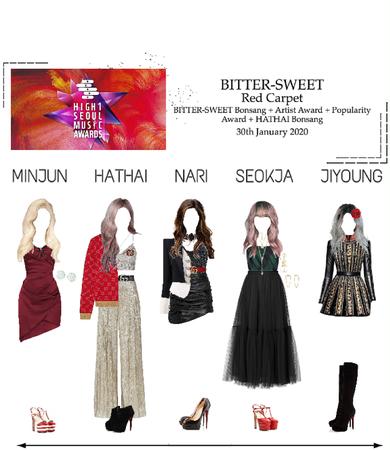BITTER-SWEET [비터스윗] Seoul Music Awards 200130