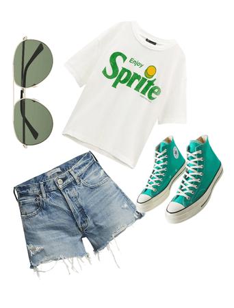 retro sprite outfit