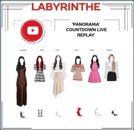 LABYRINTHE PANORAMA Countdown live replay