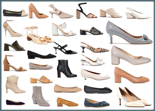 Calçados Estilo Clássico