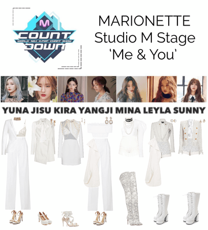 MARIONETTE (마리오네트) MCountdown Studio M Stage