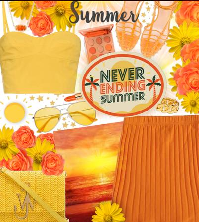 Summer Never Ends.. Until September 21st... 😐