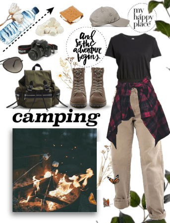 Camping Day