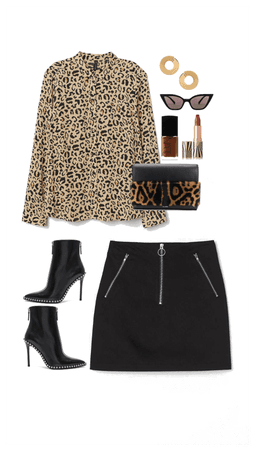 Casual Leopard Session