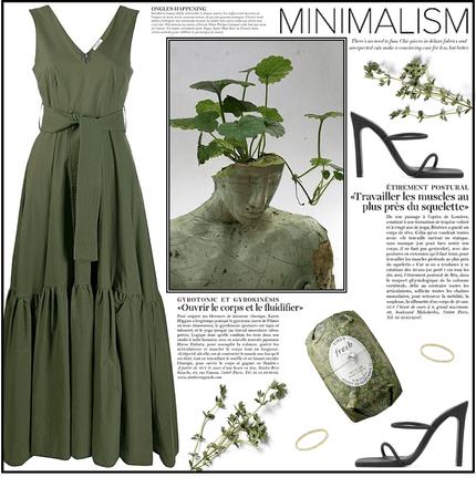 Nature Green Minimalism.....