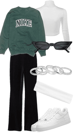 Flare outfit