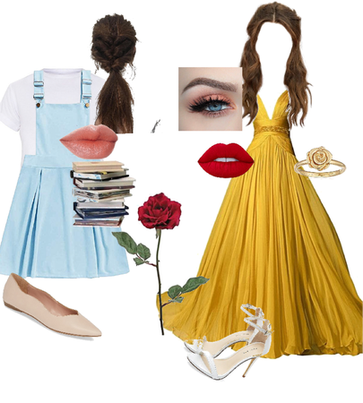 Belle | Before and After