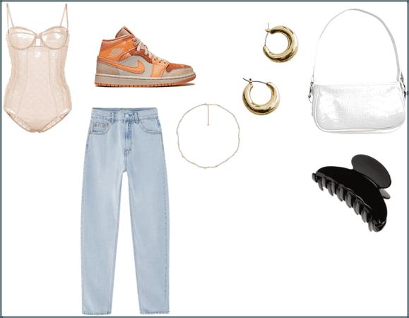 casuel outfit inspo