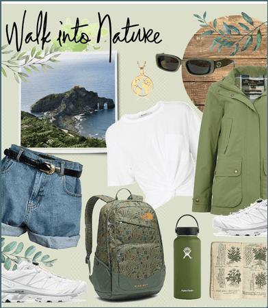 A walk into nature 🌳