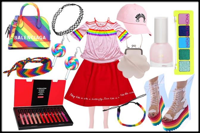 Rainbow Romp