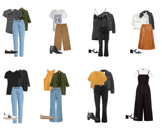 spring capsule outfits - 8- 4