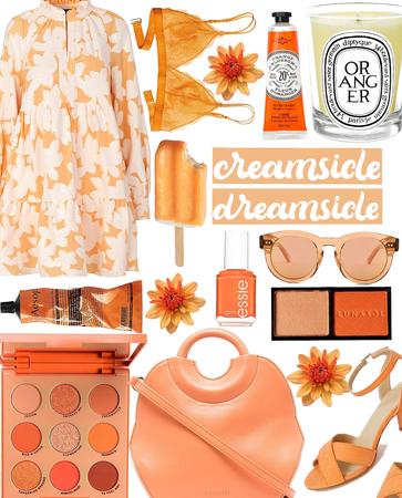 Creamsicle Dreamsicle