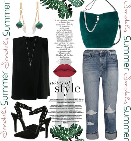 The Green Bag;