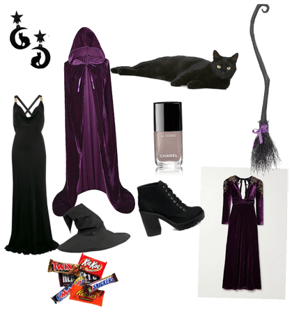 Halloween costume ideas 1
