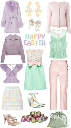 Easter Peeps 🐣