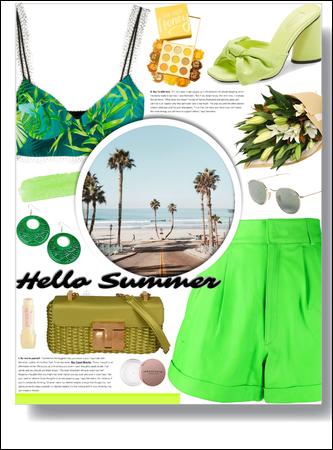 Hello summer 💚