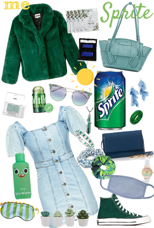 Sprite outfit