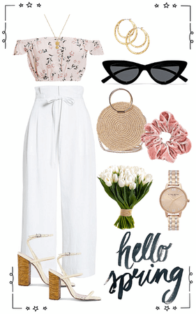spring outfit ideas #1