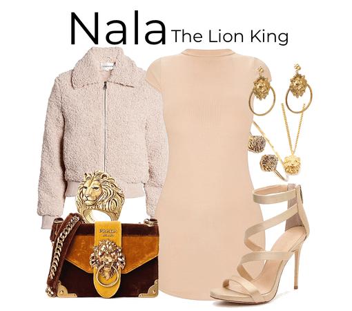 Nala - The Lion King