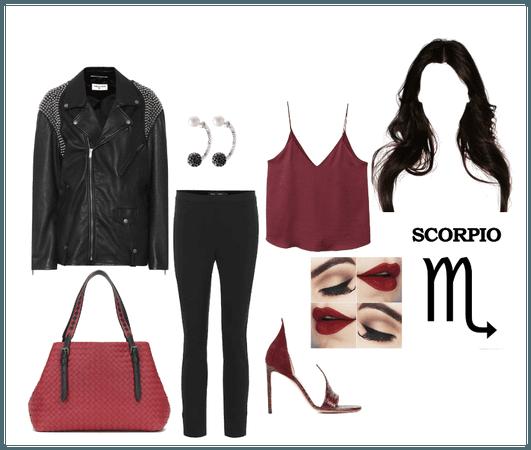 Scorpio Month