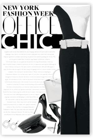NYFW Office Chic