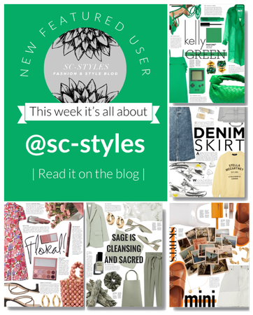Featured user @sc-styles