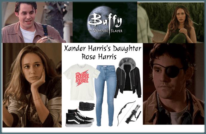 Xander Harris' Daughter, Rose Harris