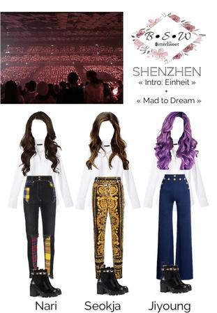 BSW World Tour: Shenzhen