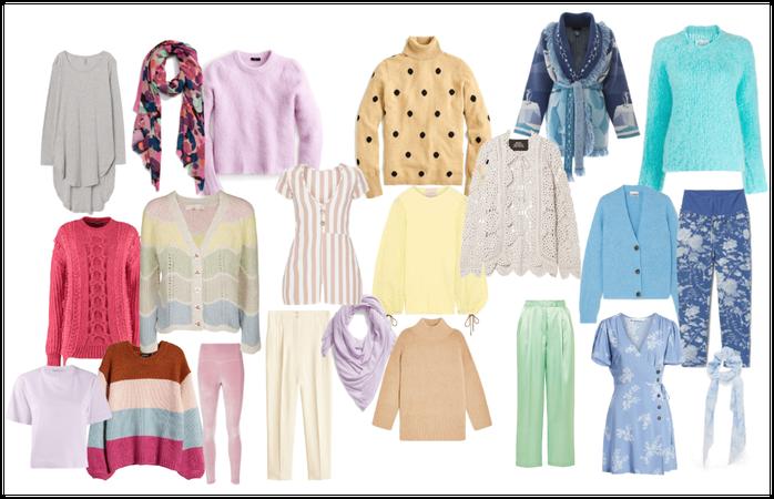 Aodhán's wardrobe