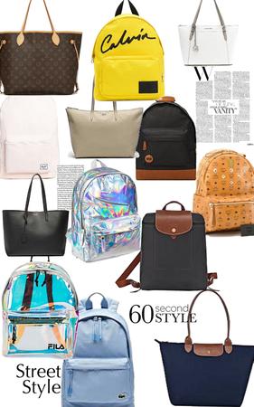 Bags bags & bags .😌🎈