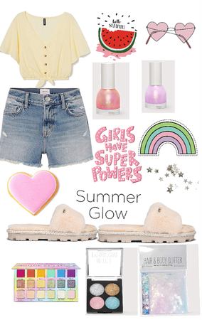 Jenna's summer outfit