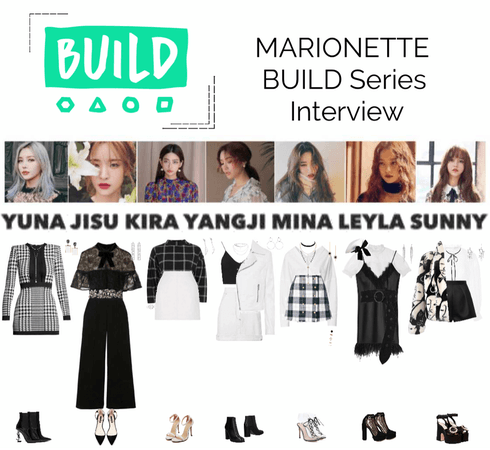 MARIONETTE (마리오네트) BUILD Series Interview