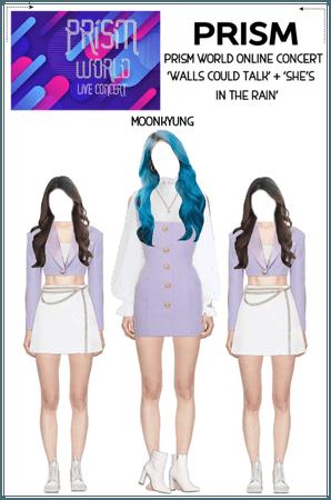 {PRISM} 'PRISM WORLD' Online Concert