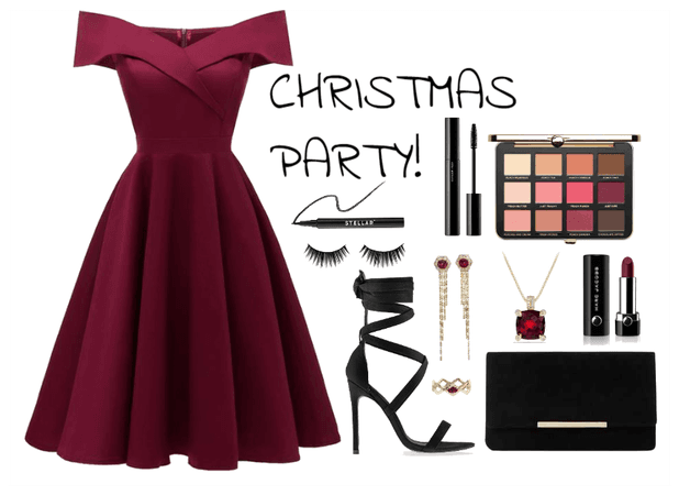 Party 'cause it's Christmas!