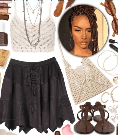 Crochet Summer outfit
