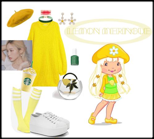 All Grown Up: Lemon Meringue