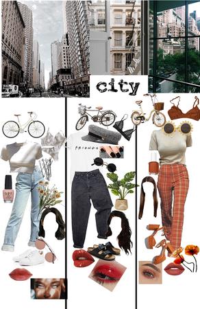 city style trio