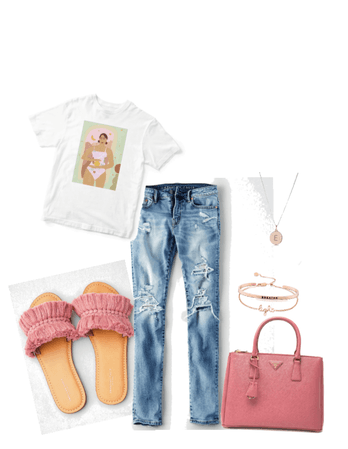 Teenagers outfit back to school