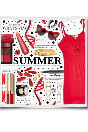 Summer Red ♥️
