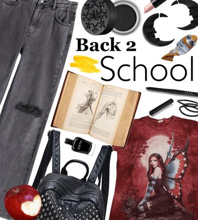 FALL 2021: Back 2 School