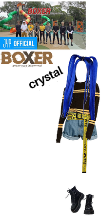 Stray Kids - Boxer Street Version