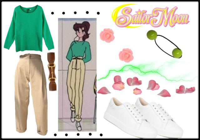 Sailor Moon Civilian Outfits 2