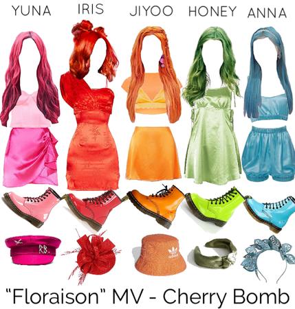 """""""Floraison"""" MV - Cherry Bomb"""