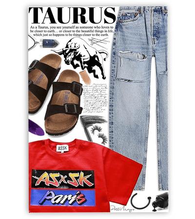 Taurus ❤️💛💙